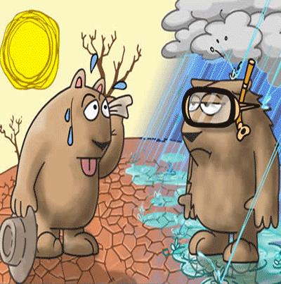 نوسانات اقلیمی