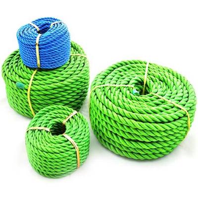 تولید طناب پلاستیکی